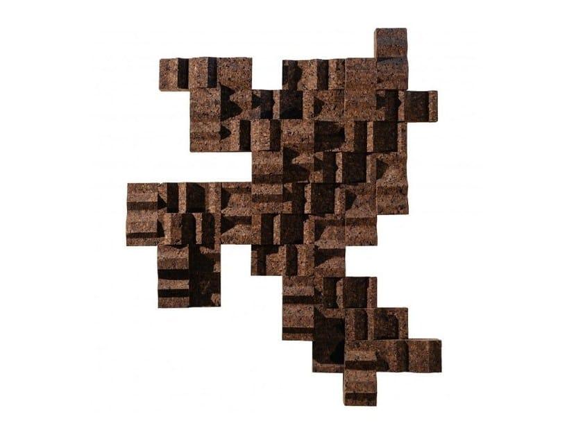 Cork wall tiles CORKLEE by GENCORK