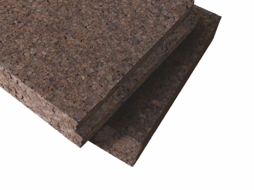 Cork Panel for facade CORKPAN MD FACADE by TECNOSUGHERI