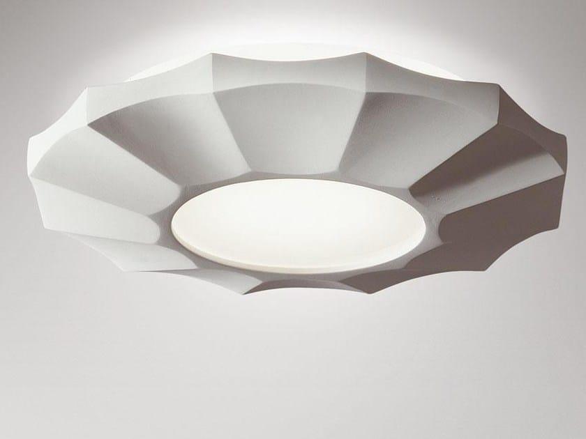Coral® ceiling light COROLLA by Buzzi & Buzzi