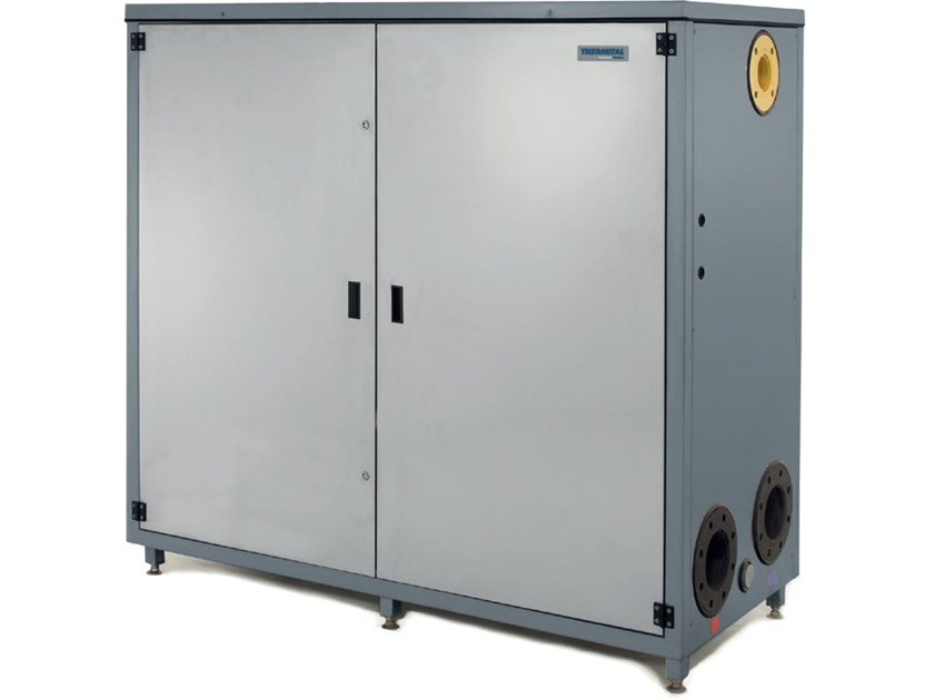 Gas Class A steel condensation boiler COROLLA PACK SERIE 1000 STD by THERMITAL
