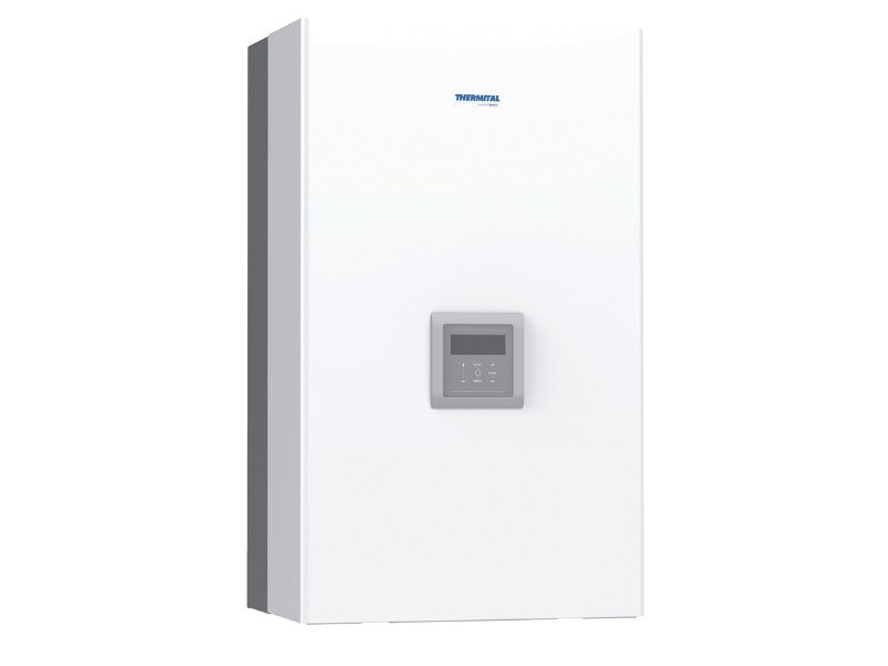 Gas wall-mounted condensation boiler COROLLA SA by THERMITAL
