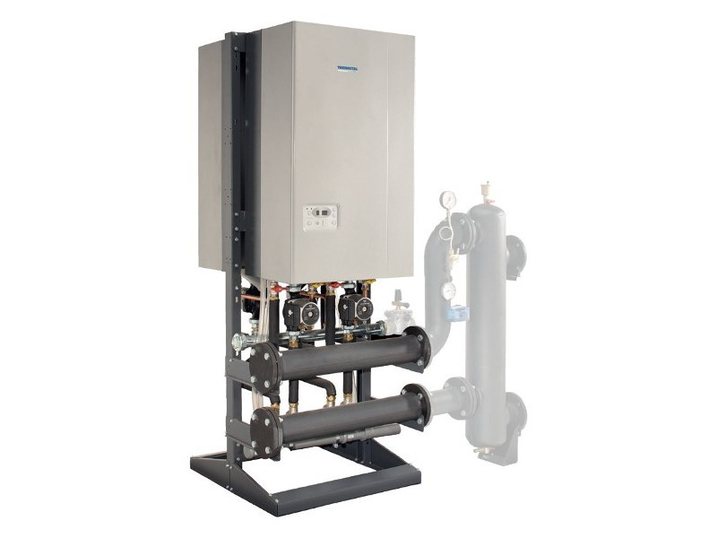 Class A wall-mounted condensation boiler COROLLA SMART by THERMITAL