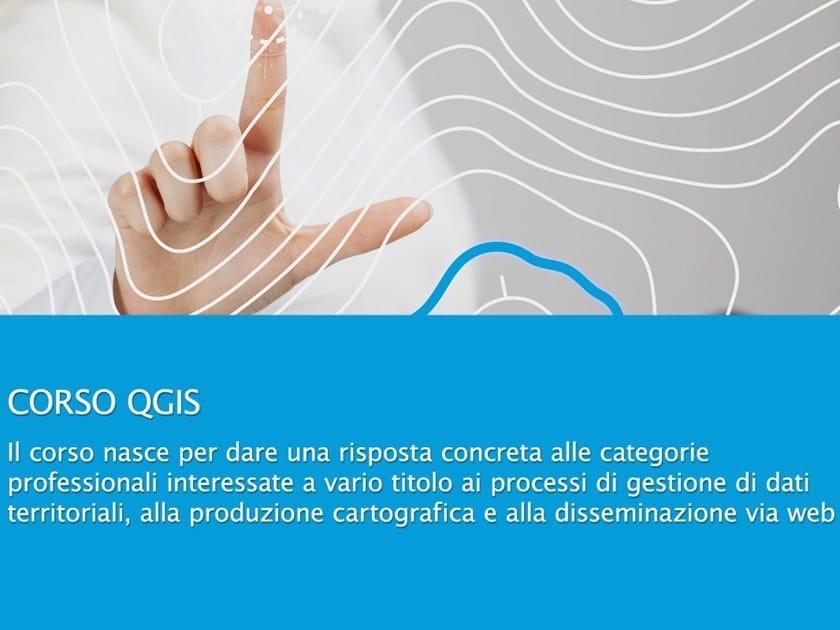 QGIS course CORSO QGIS by UNIPRO