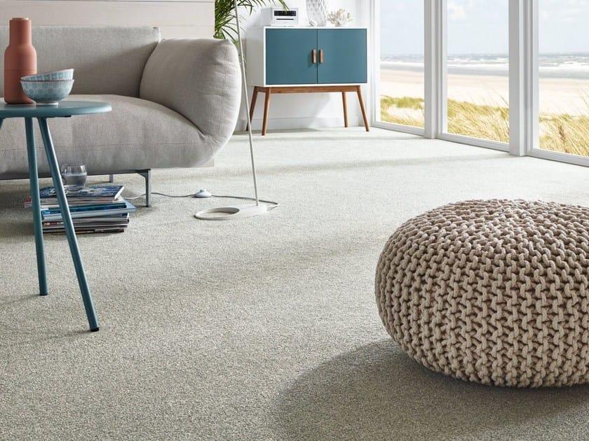 Solid-color carpeting CORVARA by Vorwerk Teppichwerke