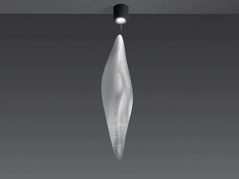 Indirect light pendant lamp COSMIC LEAF | Pendant lamp by Artemide