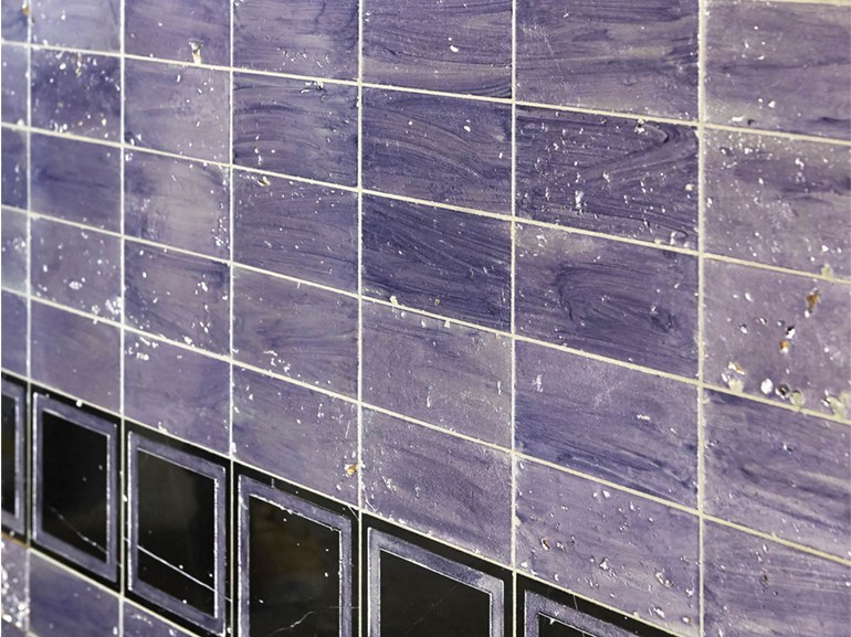 Marble wall tiles COSMIC & SMART - COSMIC by Lithos Mosaico Italia