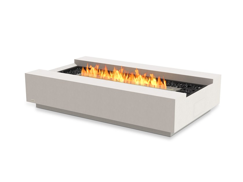 Cosmo Fire Table - Bone by EcoSmart Fire