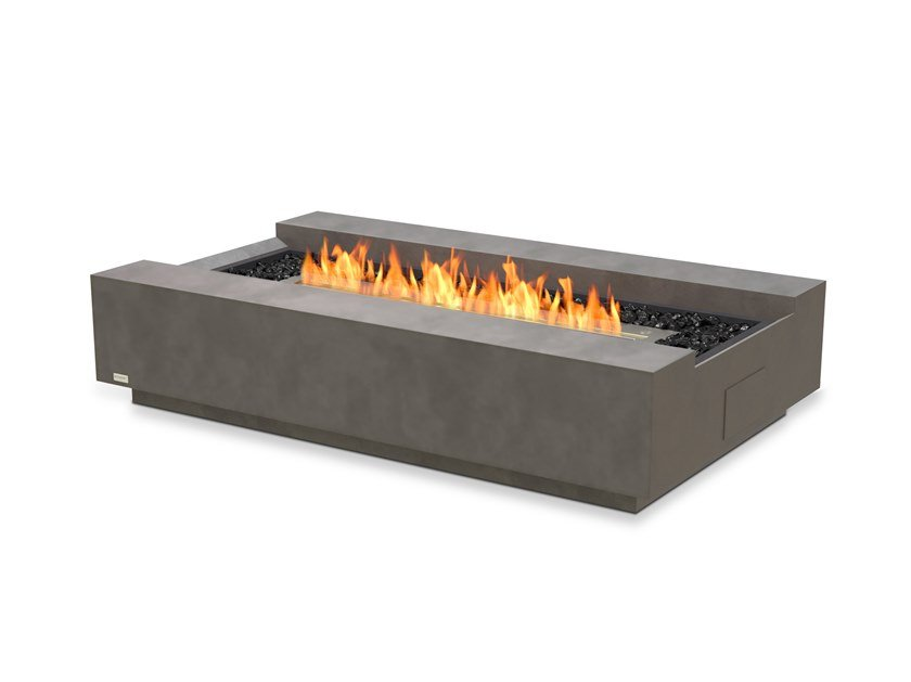 Cosmo Fire Table - Natural by EcoSmart Fire