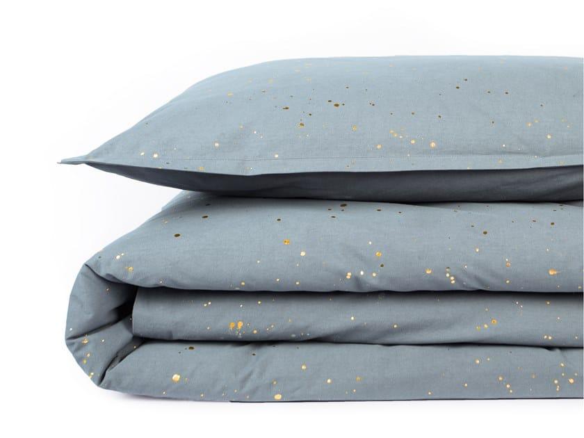 Handmade cotton bedding set COSMOS | Handmade bedding set by Decoflux