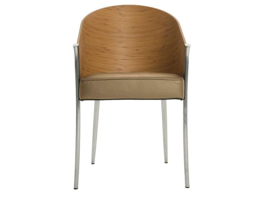 Sedia in multistrato COSTES | Sedia in multistrato by Driade