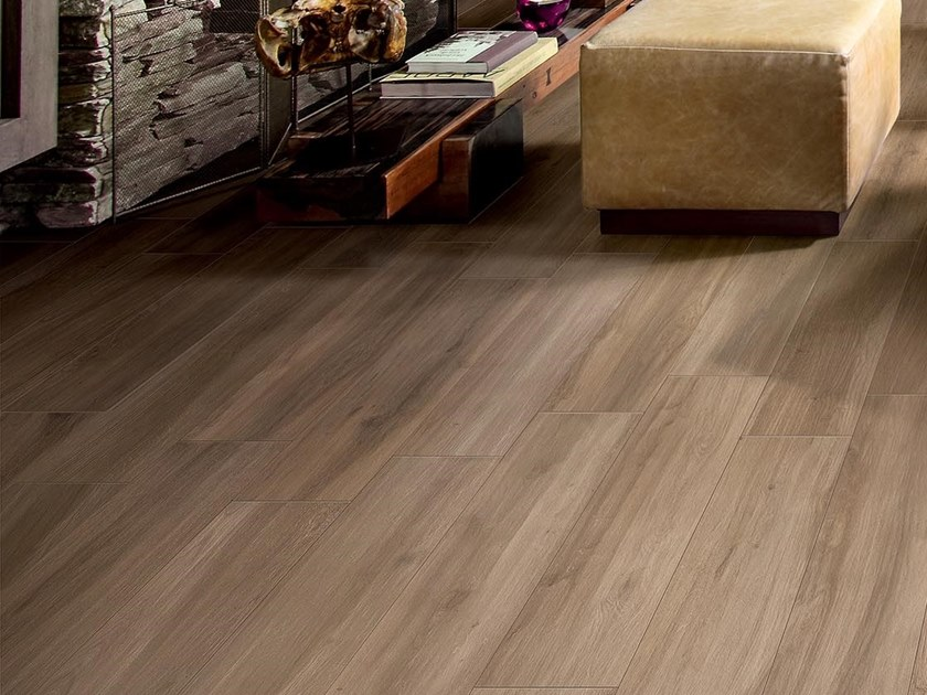 Porcelain stoneware flooring with wood effect COTTAGE | Flooring with wood effect by Ceramiche Piemme