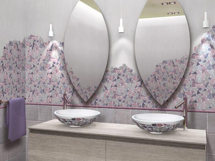 Glazed stoneware mosaic COTTO VOGUE | Mosaic by CIR