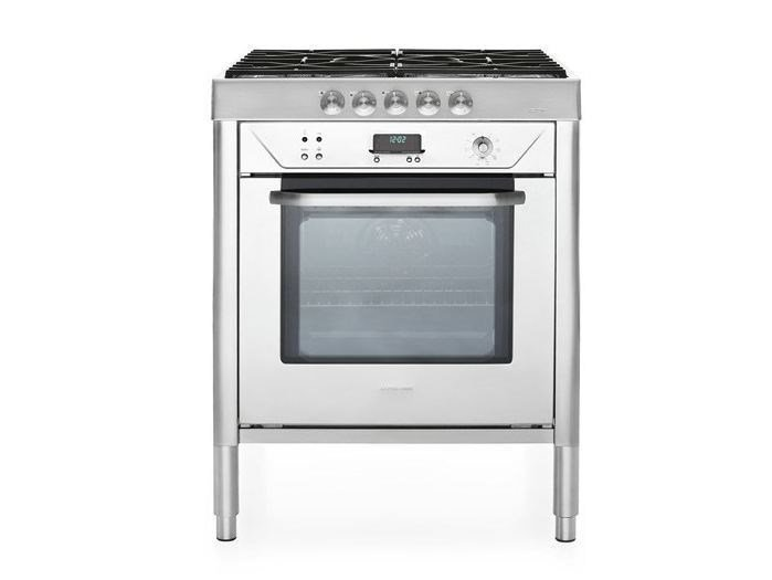 Stainless steel kitchen / cooker COTTURA 70 | Cooker by ALPES-INOX