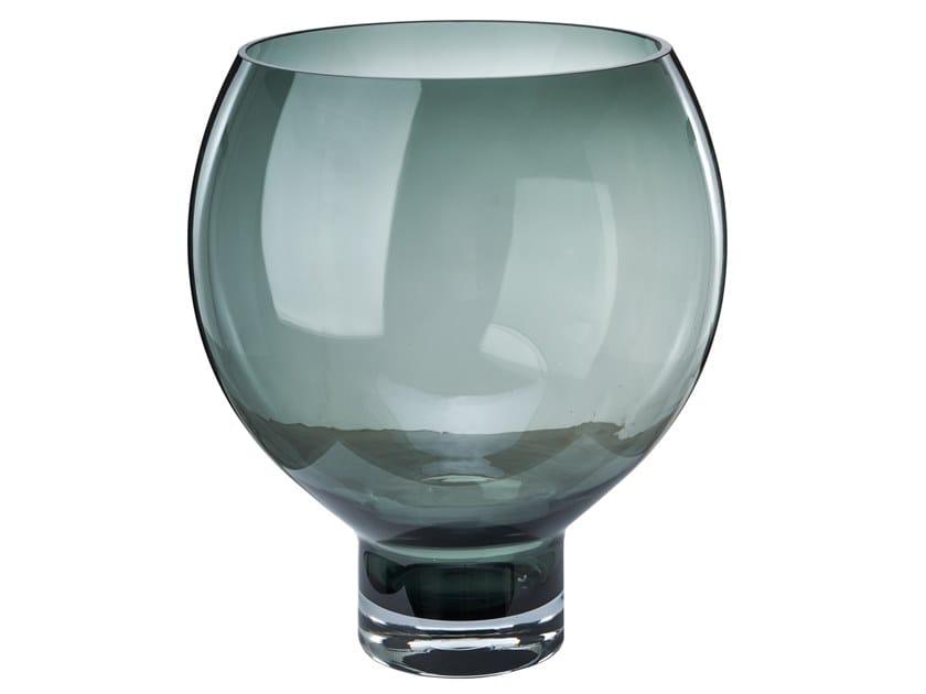 Vaso in vetro COUPEBALL by Pols Potten