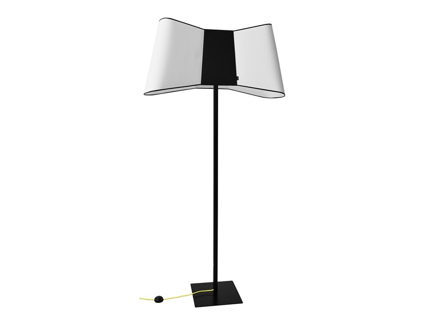 LED floor lamp COUTURE | Floor lamp by designheure