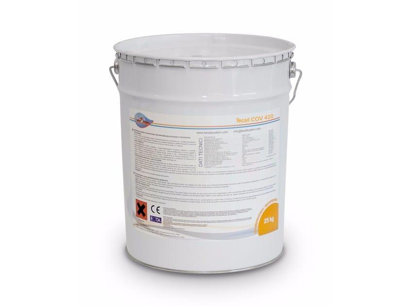 Pavimento industriale TECSIT COV 420 by Tecsit System