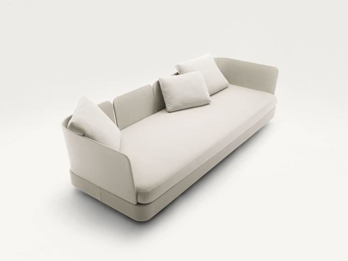 3 seater technical fabric sofa COVE | 3 seater sofa by paola lenti