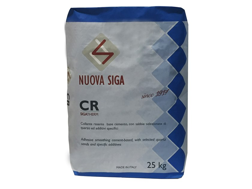 Thermo insulating mortar CR by NUOVA SIGA