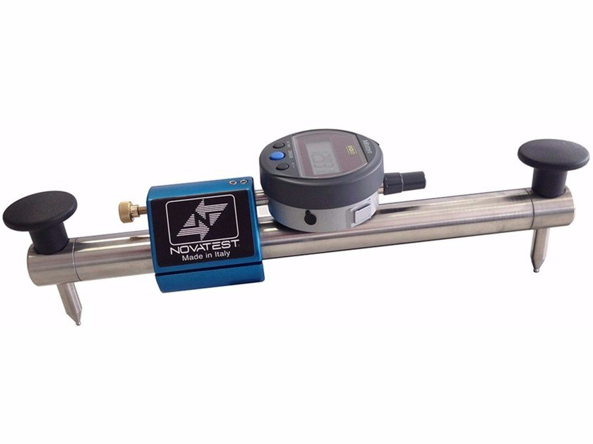 Instrumentation for monitoring, testing and measuring system CRACK MONITORING GAUGE DN250-10 by NOVATEST
