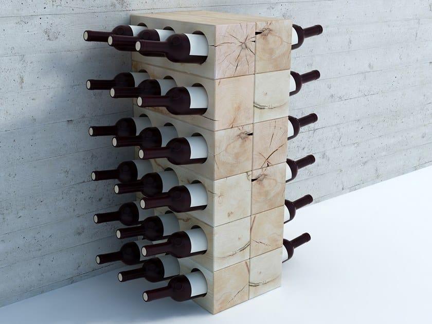 Craftwand flaschenregal st nder kollektion craftwand - Flaschenregal wand ...