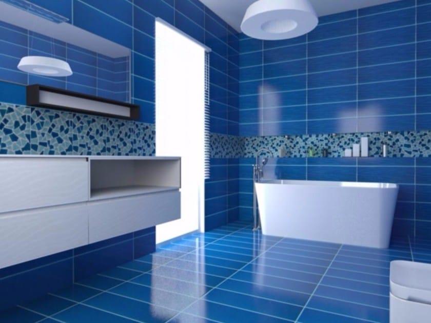 Piastrelle Bagno Turchese : I colori del mare nel bagno archiproducts
