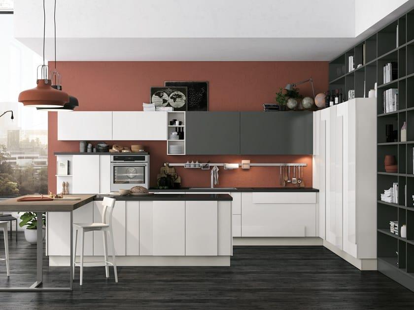 Cucina componibile CREATIVA 4 - Cucine Lube