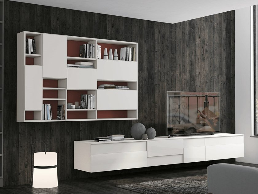 CREATIVA LIVING A By Cucine Lube