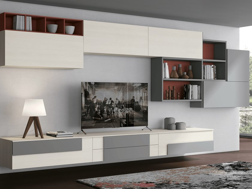 CREATIVA LIVING C By Cucine Lube