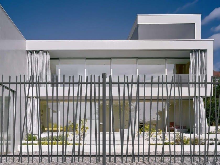 bar modular fence creazen by betafence italia. Black Bedroom Furniture Sets. Home Design Ideas