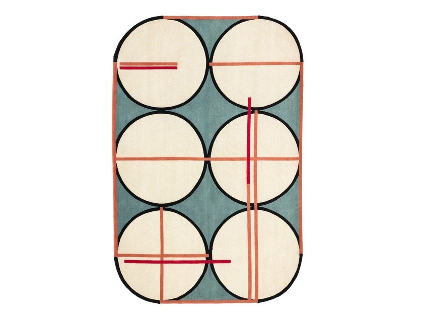 Handmade rug VISIONI B 2017 Signature Collection By cc-tapis design  Patricia Urquiola 23e71f9d46b