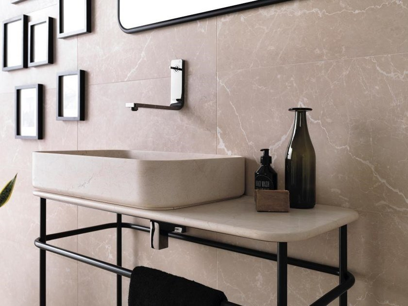 Marble wall/floor tiles CREMA GRECIA by L'ANTIC COLONIAL