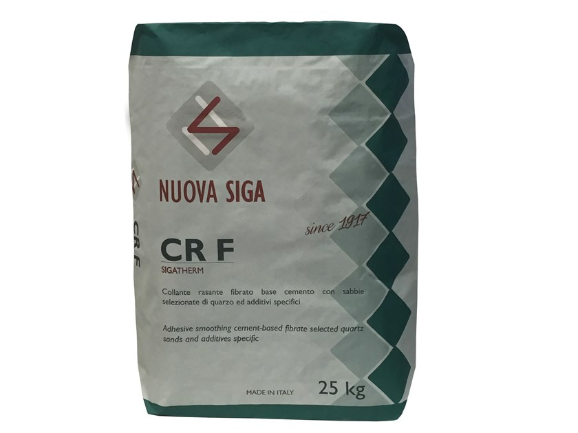 Cement-based glue CRF by NUOVA SIGA