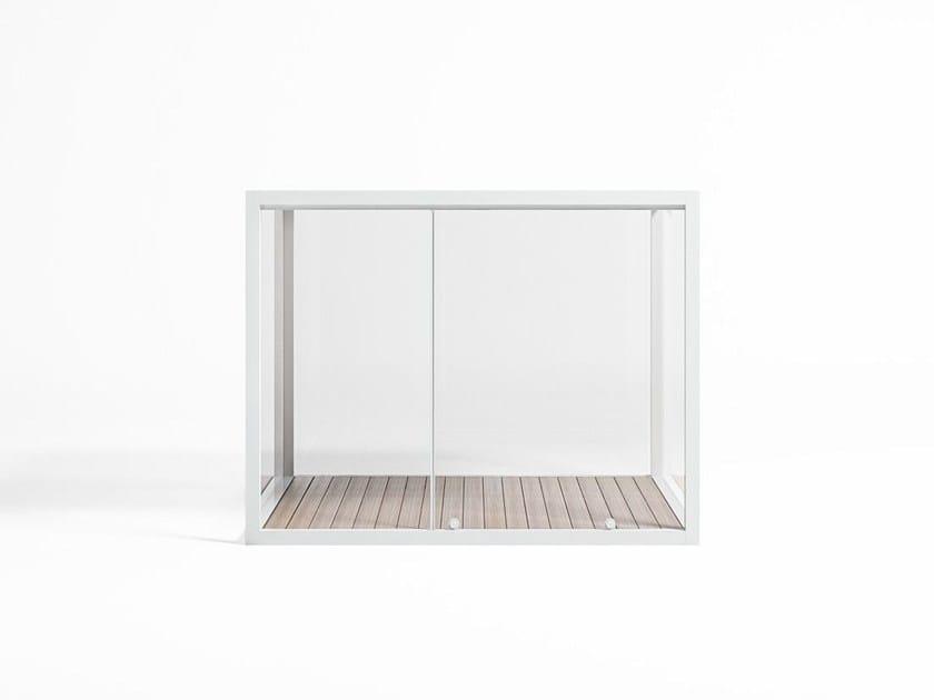 Pergola / conservatory CRISTAL BOX 1 by GANDIA BLASCO