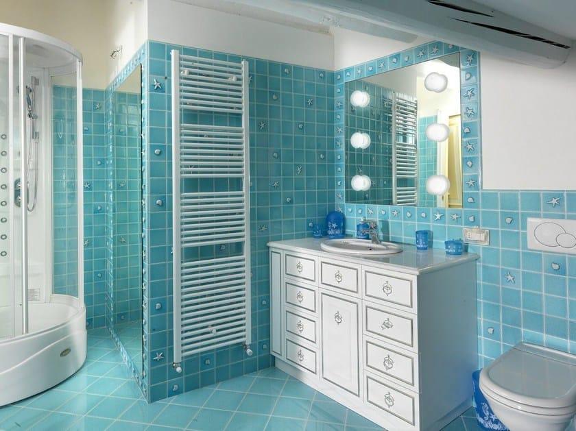 Pavimento/rivestimento in ceramica per interni CRISTALLI | Pavimento/rivestimento in ceramica by Acquario Due