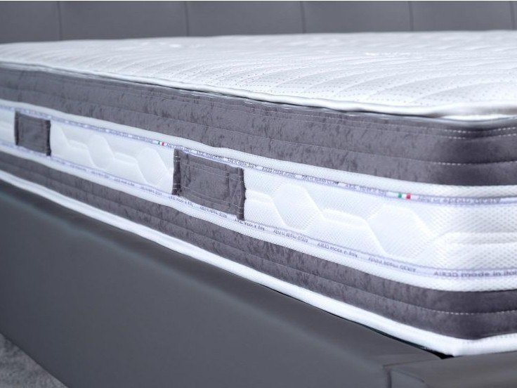 Packed springs anti-allergy anti-mite mattress CRISTEL ORO by Lamantin