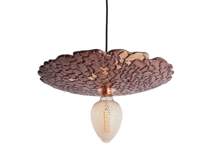 LED handmade pendant lamp CROCCO   Pendant lamp by ENGI