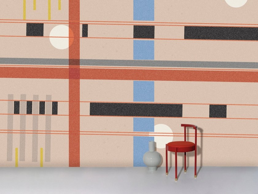 Wall tiles / wallpaper CROCE ROSSA by Officinarkitettura®