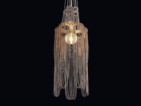 Pendant lamp CROCUS by Willowlamp