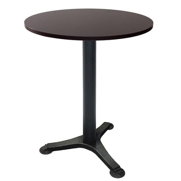 Cast iron table CROSS by Vela Arredamenti