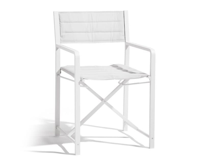 CROSS   Stuhl aus Aluminium By MANUTTI