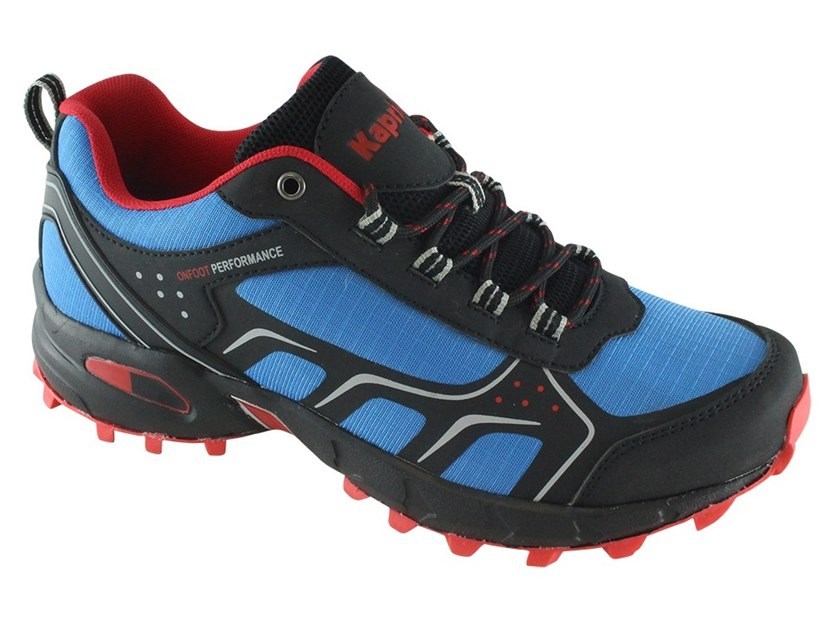 Safety shoes CROSS BLU/NERO by KAPRIOL