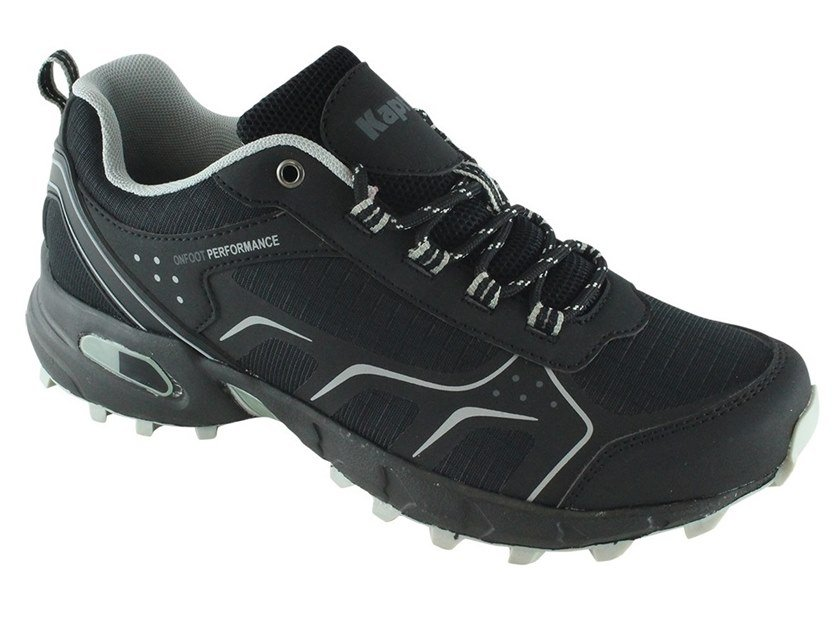 Safety shoes CROSS NERO by KAPRIOL