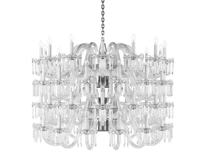 Direct light handmade lead crystal chandelier crown by preciosa direct light handmade lead crystal chandelier crown by preciosa lighting aloadofball Gallery