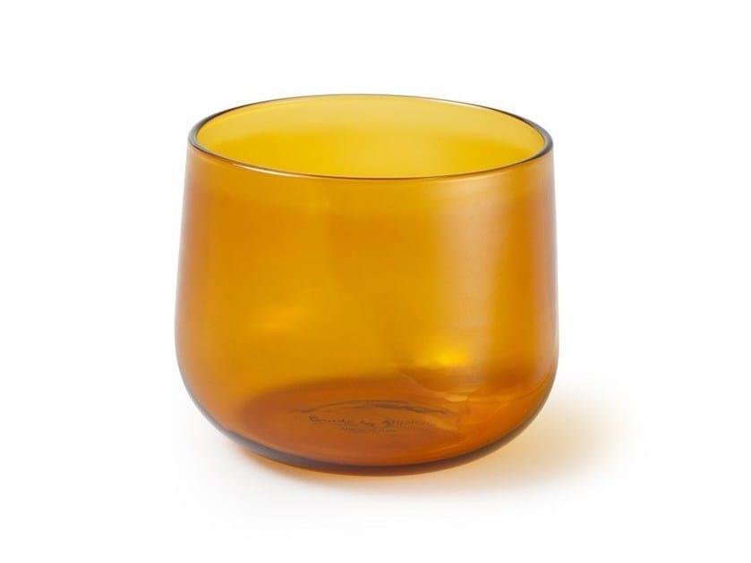 Blown glass glass CRUDO | Glass by Atipico