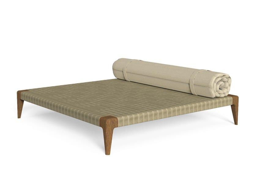 Tavolino da giardino quadrato CRUISE TEAK | Tavolino quadrato by Talenti
