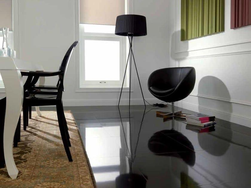 Porcelain stoneware flooring CRYSTAL | Porcelain stoneware flooring by Venis