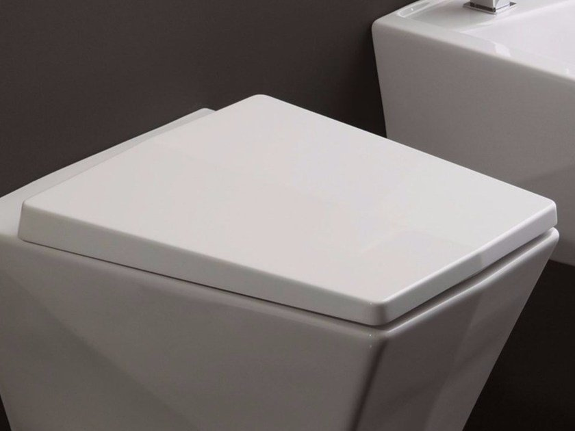 Toilet seat CRYSTAL | Toilet seat by Olympia Ceramica