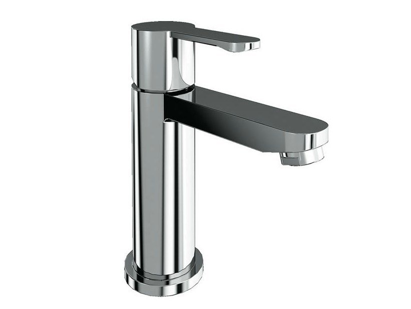 Single handle washbasin mixer without waste CRYSTAL | Washbasin mixer by Polo