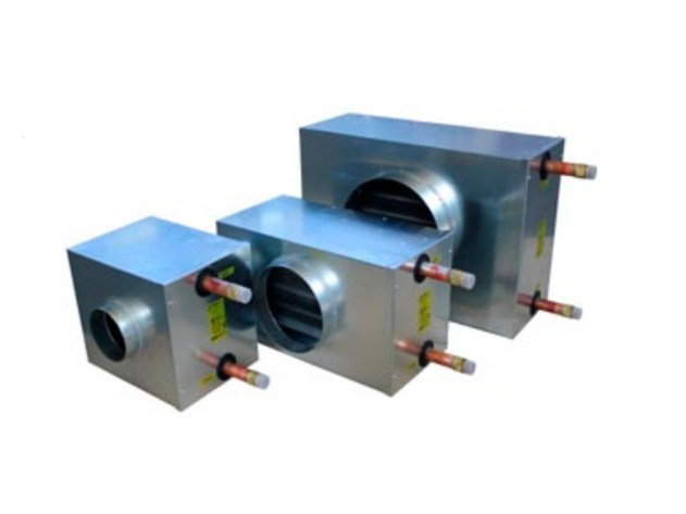 Heat recovery unit CS-BAT - AC by Fintek