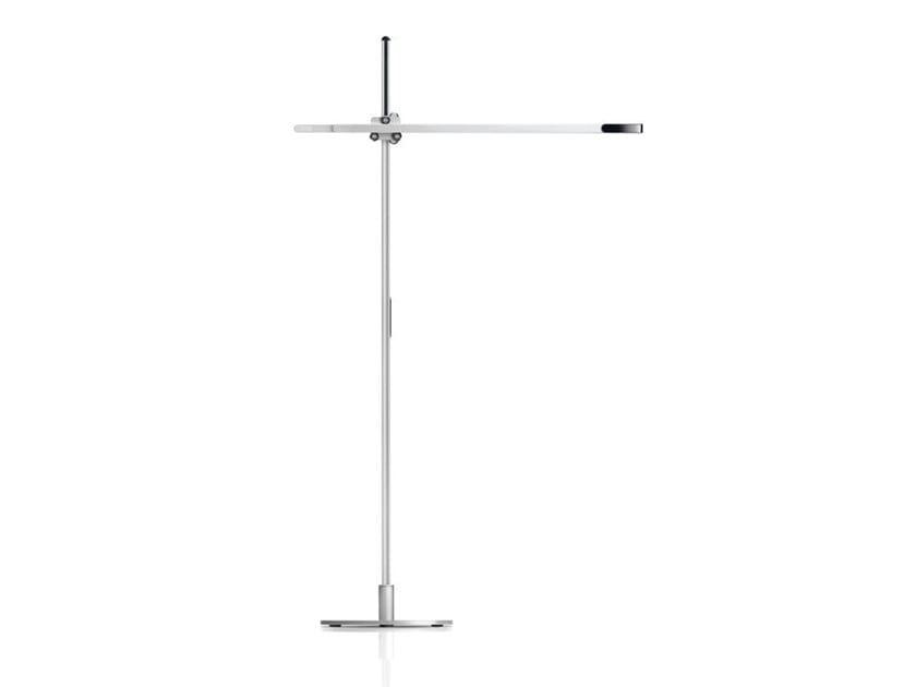LED direct light adjustable floor lamp CSYS FLOOR by Dyson